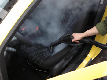 химчистка авто
